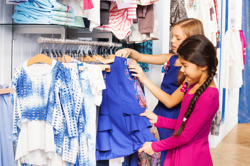 Tips on Buying Children's Clothes