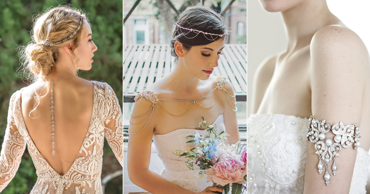 Know about The Basics of Bridal Jewelry