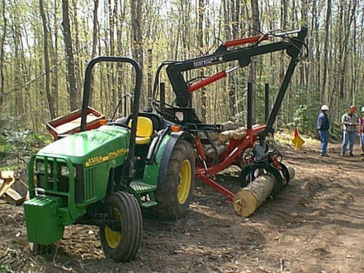 Four Factors to Consider when Buying Woodlot Machinery
