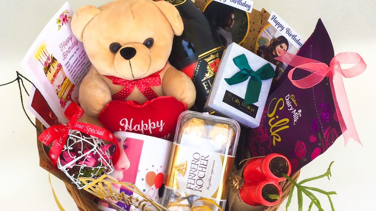 Styles Of Baby Hamper Delivery